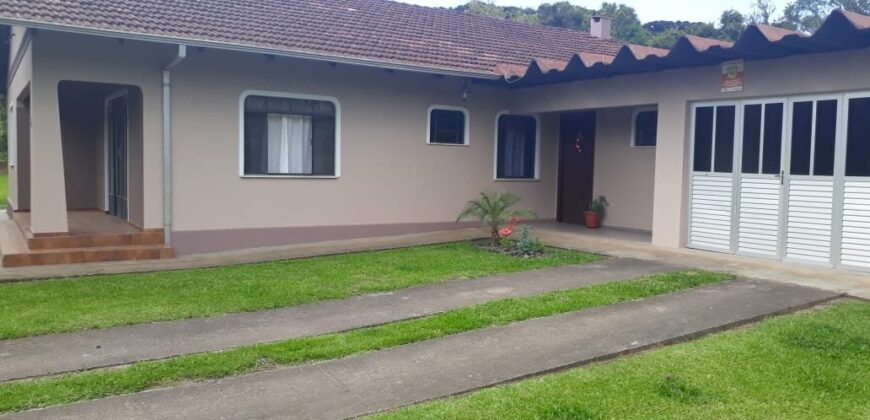 Casa em Rio Vermelho – São Bento do Sul